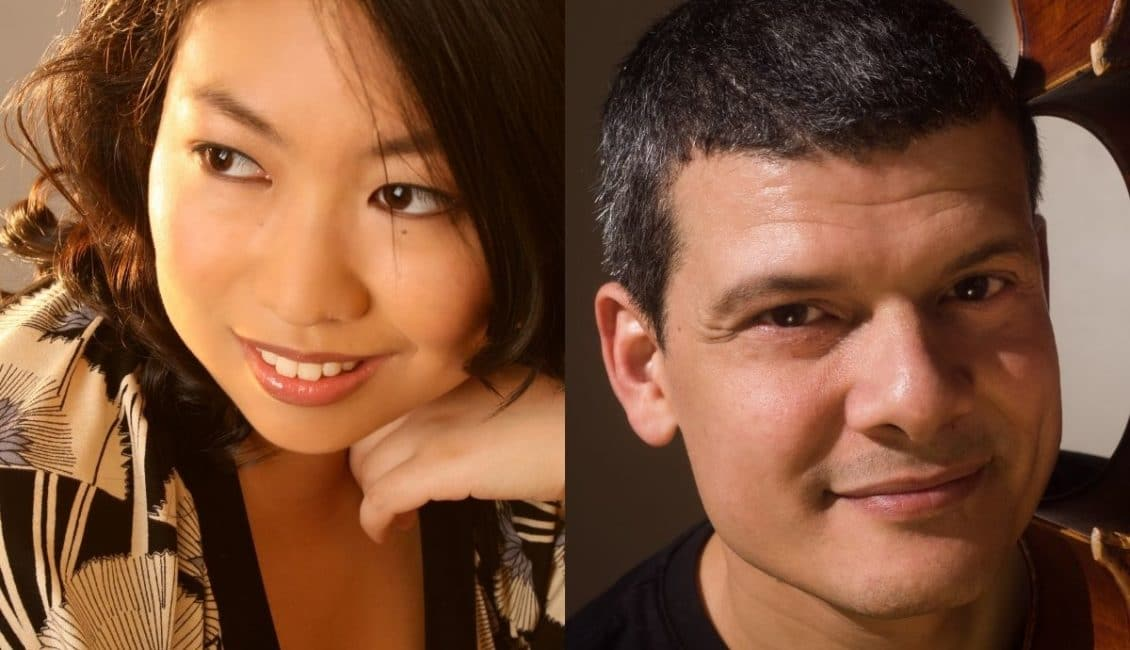 """""""The great Romantics"""" with Pavlos Carvalho and Louisa Lam - Festival of Chichester"""