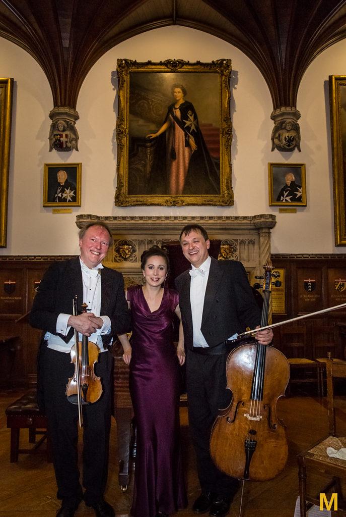Stradivarius Piano Trio - Festival of Chichester