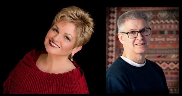 Petworth Festival: Susan Bullock (soprano) and Richard Sisson (piano) – Songs My Father Taught Me - Petworth Festival