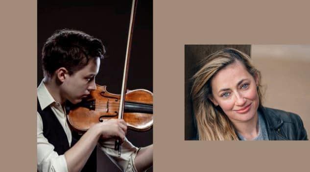 Petworth Festival: Johan Dalene (violin) with Nicola Eimer (piano) - Petworth Festival