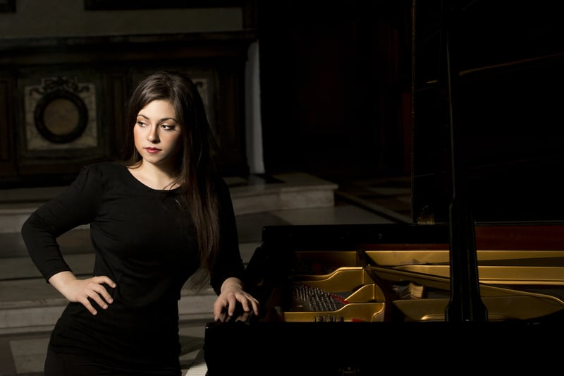 Petworth Festival: Lara Melda (piano) - Petworth Festival