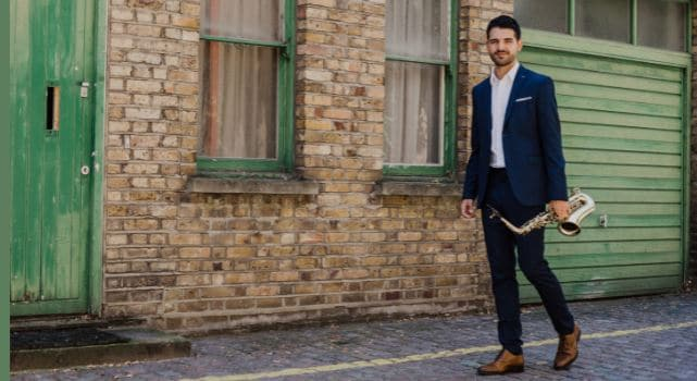 Petworth Festival: Lunchtime concert with Manu Brazo (saxophone) and Bryan Evans (piano) - Petworth Festival