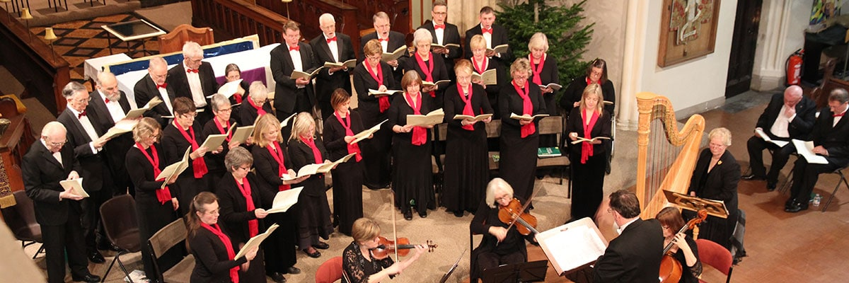 Portsmouth Baroque Choir: Christmas Concert at All Saints - Portsmouth Baroque Choir