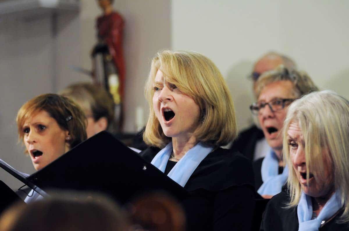 Portsmouth Baroque Choir: St Mark's Anniversary Concert - Portsmouth Baroque Choir