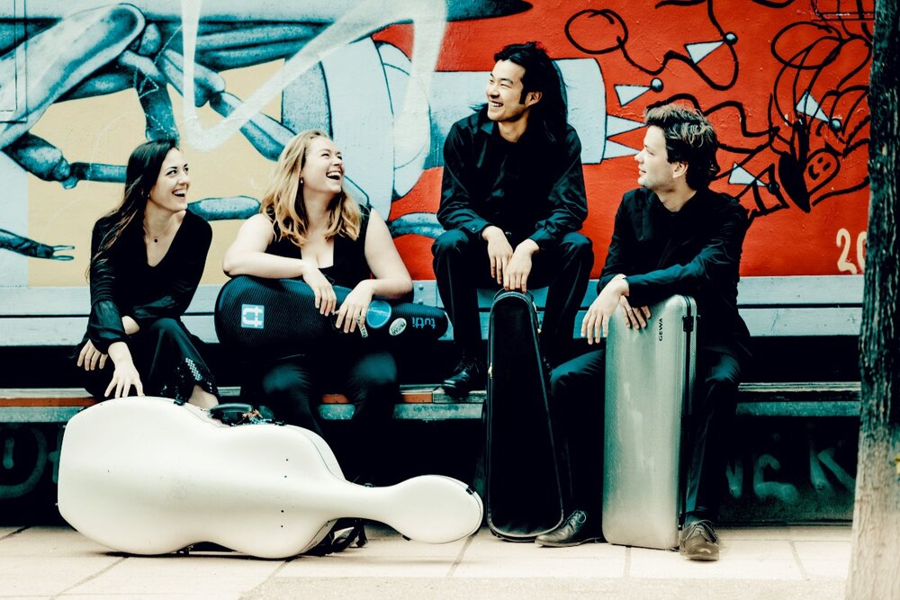 Chichester Chamber Concerts series: Barbican Quartet - Chichester Chamber Concerts