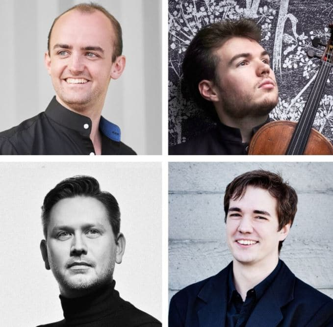 Chichester Chamber Concerts series: Northern Chords Ensemble (quartet) - Chichester Chamber Concerts