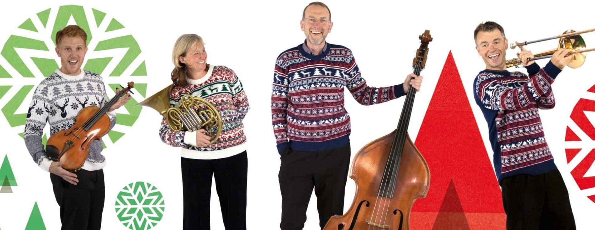 Bournemouth Symphony Orchestra: Christmas Crackers 2021 - Bournemouth Symphony Orchestra