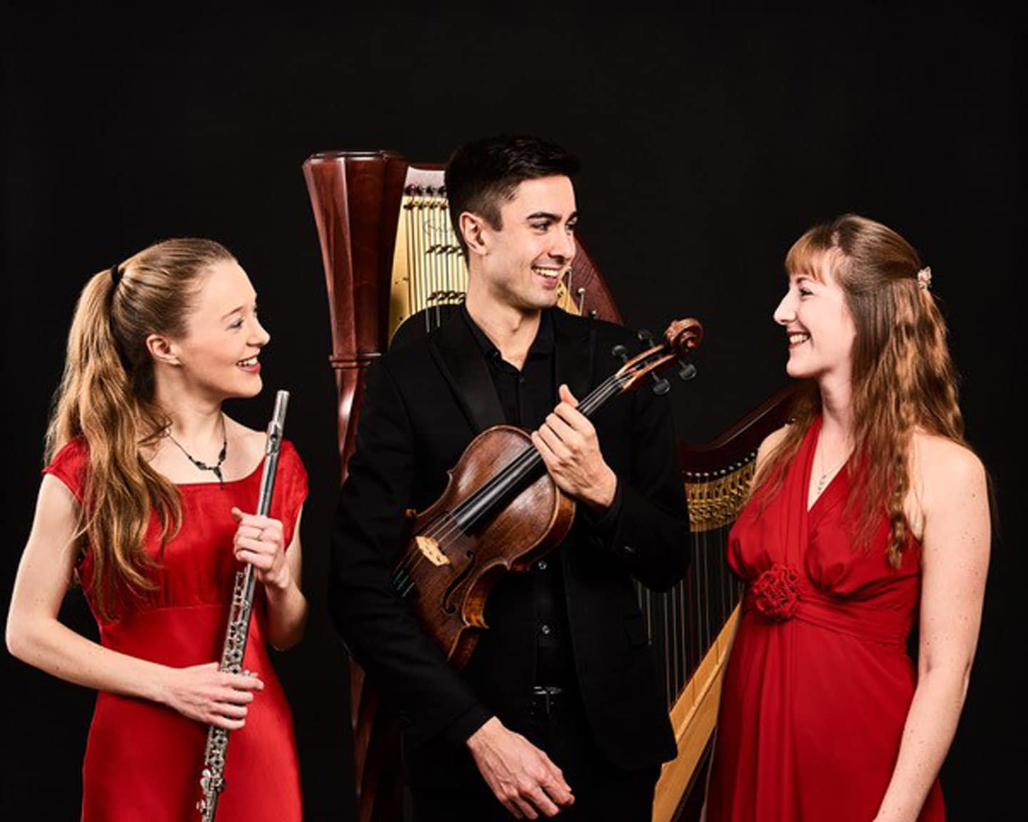 Chichester Cathedral's Lunchtime Concert series: The Aurora Trio - Chichester Cathedral music events