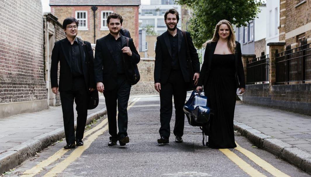Portsmouth Chamber Music Series: Piatti String Quartet - Portsmouth Chamber Music Series 2021-22